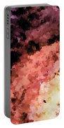 Delicate Warm Rainbow Portable Battery Charger