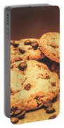 Delicious Sweet Baked Biscuits  Portable Battery Charger