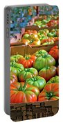 Delicious Tomatoes Portable Battery Charger
