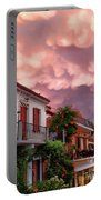Delphi Greece Sunset Portable Battery Charger