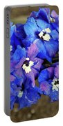 Delphinium Portable Battery Charger