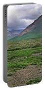 Denali National Park Landscape 3 Portable Battery Charger