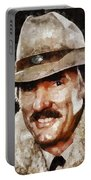 Dennis Weaver, Actor Portable Battery Charger