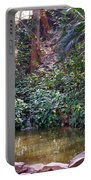 Dense Forest Portable Battery Charger