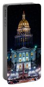 Denver Capital Nights Portable Battery Charger