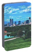 Denver City Park Portable Battery Charger