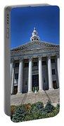 Denver, Colorado Courthouse Portable Battery Charger