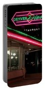 Denver Diner Portable Battery Charger