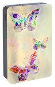 Departure In Purpose And Life As You Are By Lisa Kaiser Portable Battery Charger