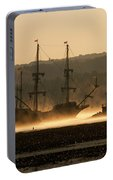 Departure Of El Galeon I Portable Battery Charger