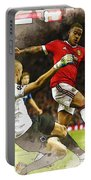 Depay In Action Portable Battery Charger