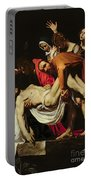 Deposition Portable Battery Charger by Michelangelo Merisi da Caravaggio