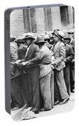 Depression: Harlem, 1931 Portable Battery Charger