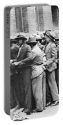 Depression: Harlem, 1931 Portable Battery Charger