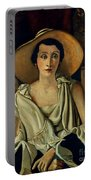 Derain: Guillaume, 20th C Portable Battery Charger