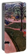 Derain: Hyde Park Portable Battery Charger