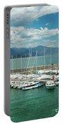 Desenzano Del Garda Lighthouse Italy Portable Battery Charger