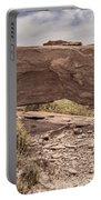 Desert Badlands Portable Battery Charger