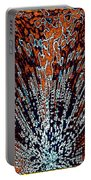 Desert Brambles Portable Battery Charger