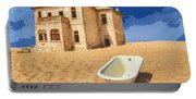 Desert Dreamscape 3 Portable Battery Charger