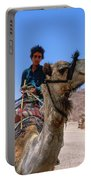 Desert Locomotion Portable Battery Charger