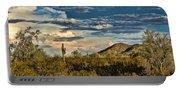 Desert Sky - San Tan Arizona Portable Battery Charger