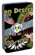 Desert Storm Portable Battery Charger