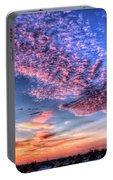 Desert Sunset 2 Portable Battery Charger