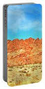 Desert Valley Of Fire Portable Battery Charger