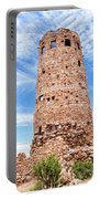 Desert View Tower, Grand Canyon Portable Battery Charger