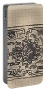 Design For A Binding For Charivaria, Carel Adolph Lion Cachet, 1874 - 1945 Portable Battery Charger