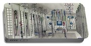 Design For A Music Room With Panels By Margaret Macdonald Mackintosh Portable Battery Charger