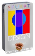 Design Poster Portable Battery Charger