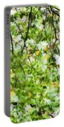 Detailed Tree Branches 4 Portable Battery Charger