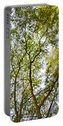 Detailed Tree Branches 5 Portable Battery Charger