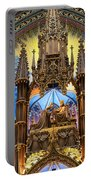 Details Notre Dame Montreal Portable Battery Charger