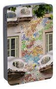 Details Of Casa Batllo In Barcelona 2, Spain Portable Battery Charger