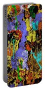 Detour Abstract Art Portable Battery Charger