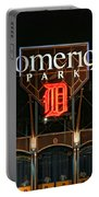 Detroit Tigers - Comerica Park Portable Battery Charger