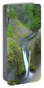 Devil Creek Falls   Portable Battery Charger