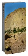 Devils Tower Four Portable Battery Charger