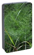 Dew On The Ferns Portable Battery Charger