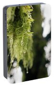 Dewy Moss Portable Battery Charger