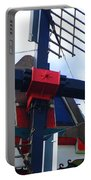 Dezwaan Windmill Holland Michigan Portable Battery Charger