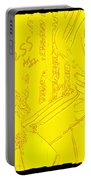 D.gray-man Portable Battery Charger