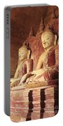 Dhammayangyi Temple Buddhas Portable Battery Charger
