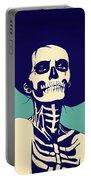Dia De Las Muertas Portable Battery Charger