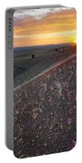 Diamond Craters Sunset Portable Battery Charger