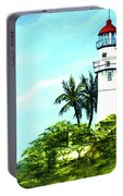 Diamond Head Lighthouse #10 Portable Battery Charger