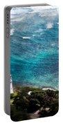 Diamond Head Lighthouse Portable Battery Charger